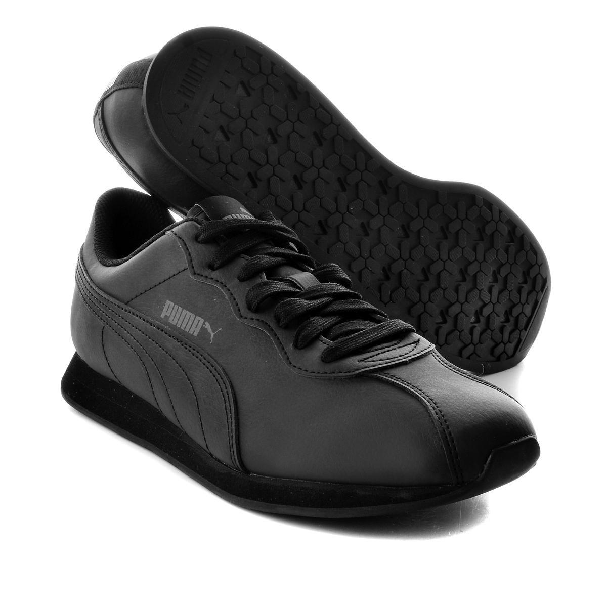 Zoom Negros Originales Cargando Ll Puma Totalmente 366962 Turin Tenis 02  Xqw0zna8 e86bc978a7a