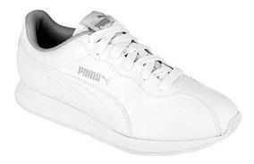 tenis mujer blancos puma