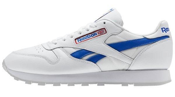 f985d86894a Tenis Reebok Cl Leather So Blancos Crossfit Junior Classic ...