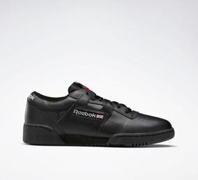 zapatos reebok negro vintage