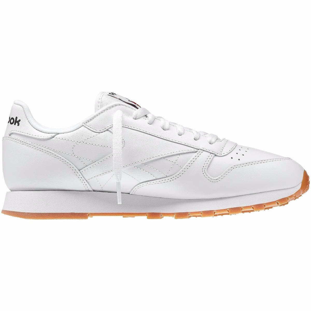 c8c374fc6821a tenis reebok classic leather blanco ¡envio gratis! Cargando zoom.