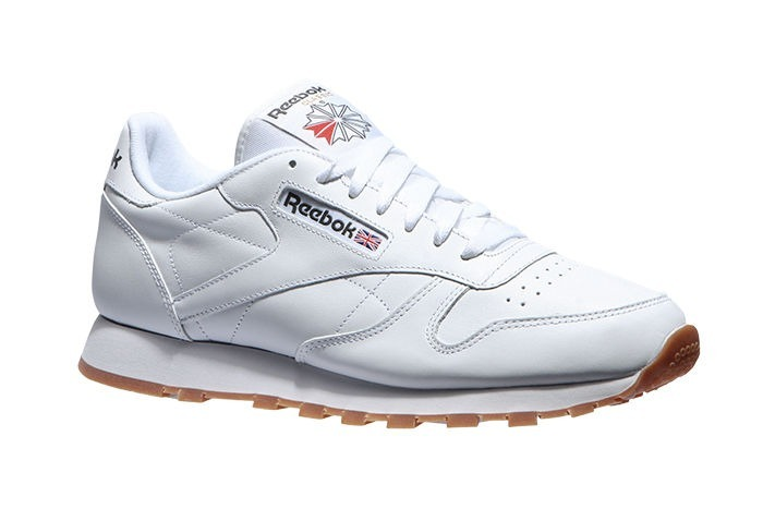 f4c7a5effcd Tenis Reebok Classic Leather Blancos Originales A Meses -   1