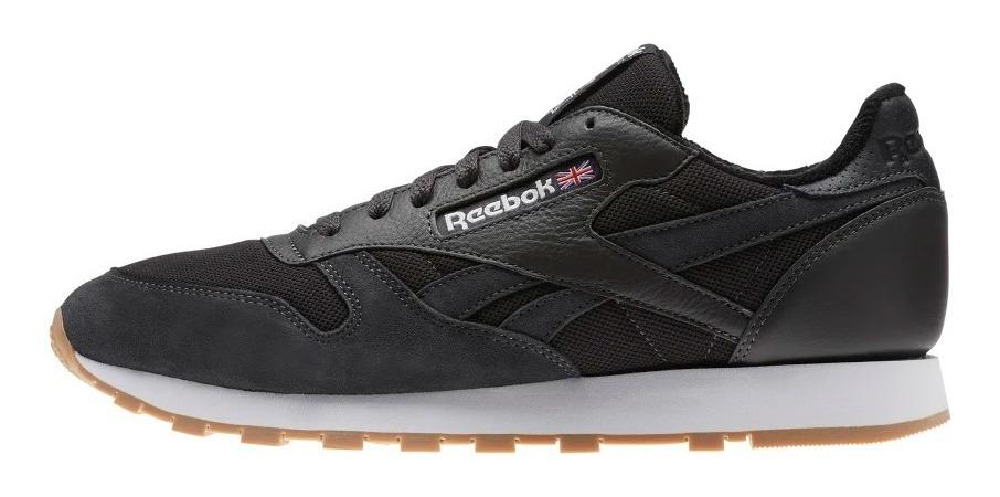 nuevos productos para precio especial para profesional mejor calificado Tenis Reebok Classic Leather Estl Hombre Deportivos Casuales