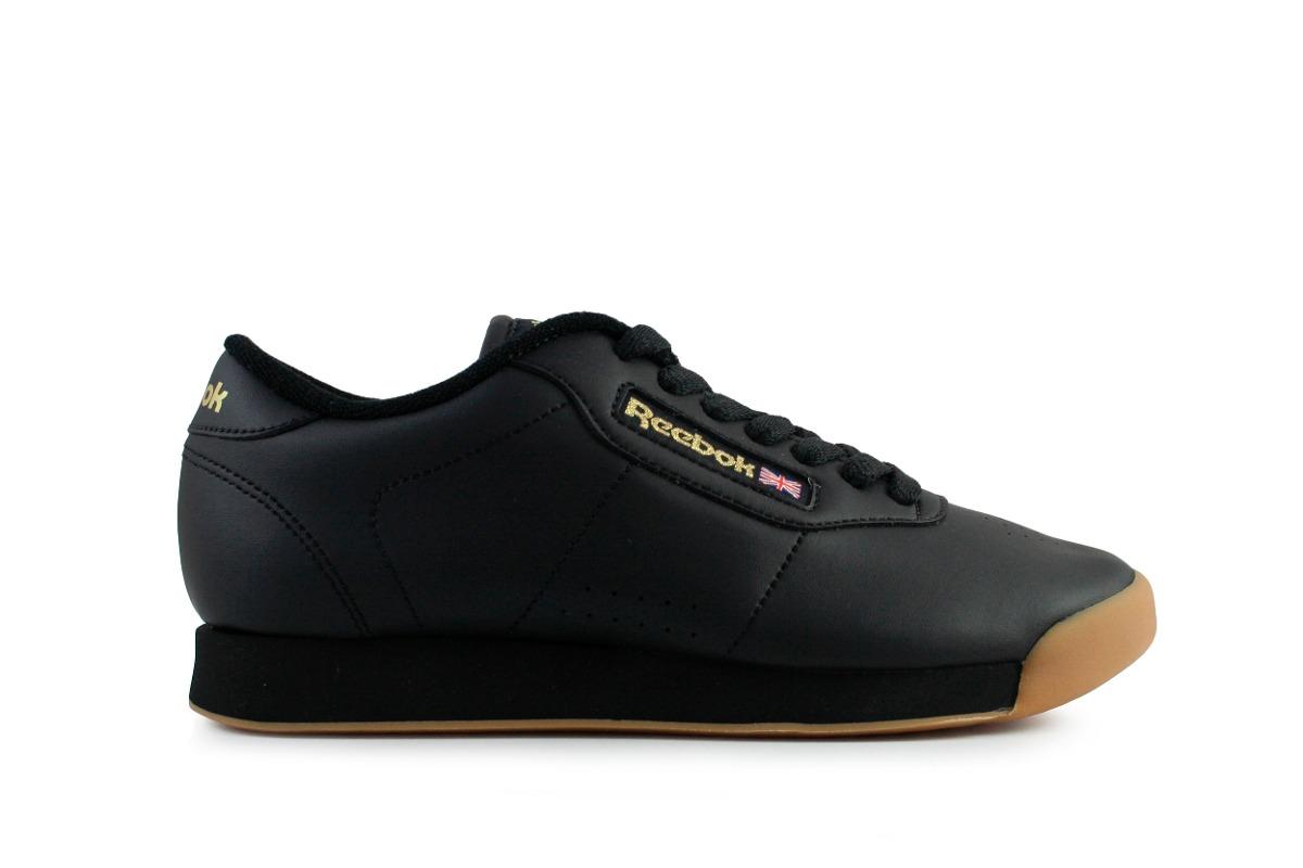 tenis reebok classic leather - negro con café b58457. Cargando zoom. 45a685674