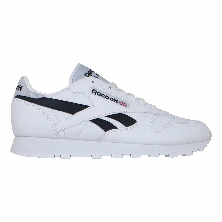 ... 886f224e274 Ténis Reebok Classic Leather Pop Casual - Lifestyle - R  265 b7ca23bea2778