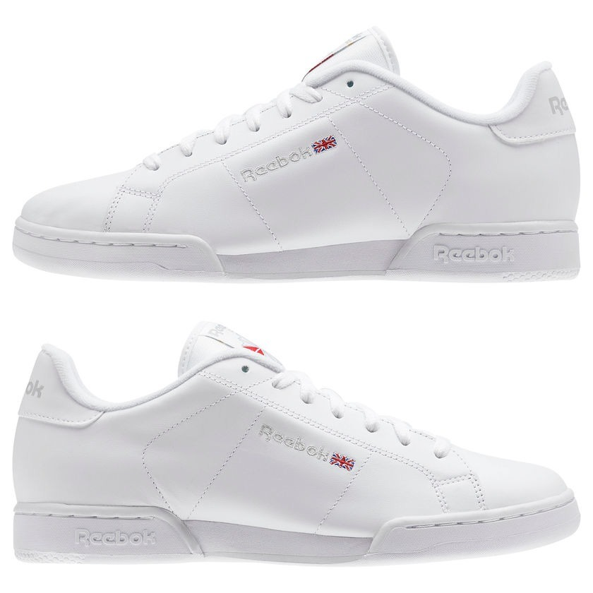 898ab032958 Tenis Reebok Classic Npc Ii Blancos Hombre No. 5258 -   1