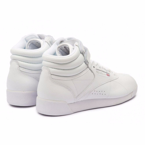 tenis reebok f/s hi de bota blancos 2431 originales