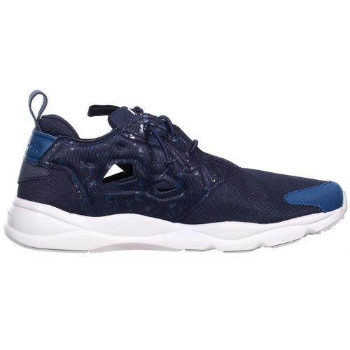 tenis reebok furylite sp - aq9955 - azul marino - hombre