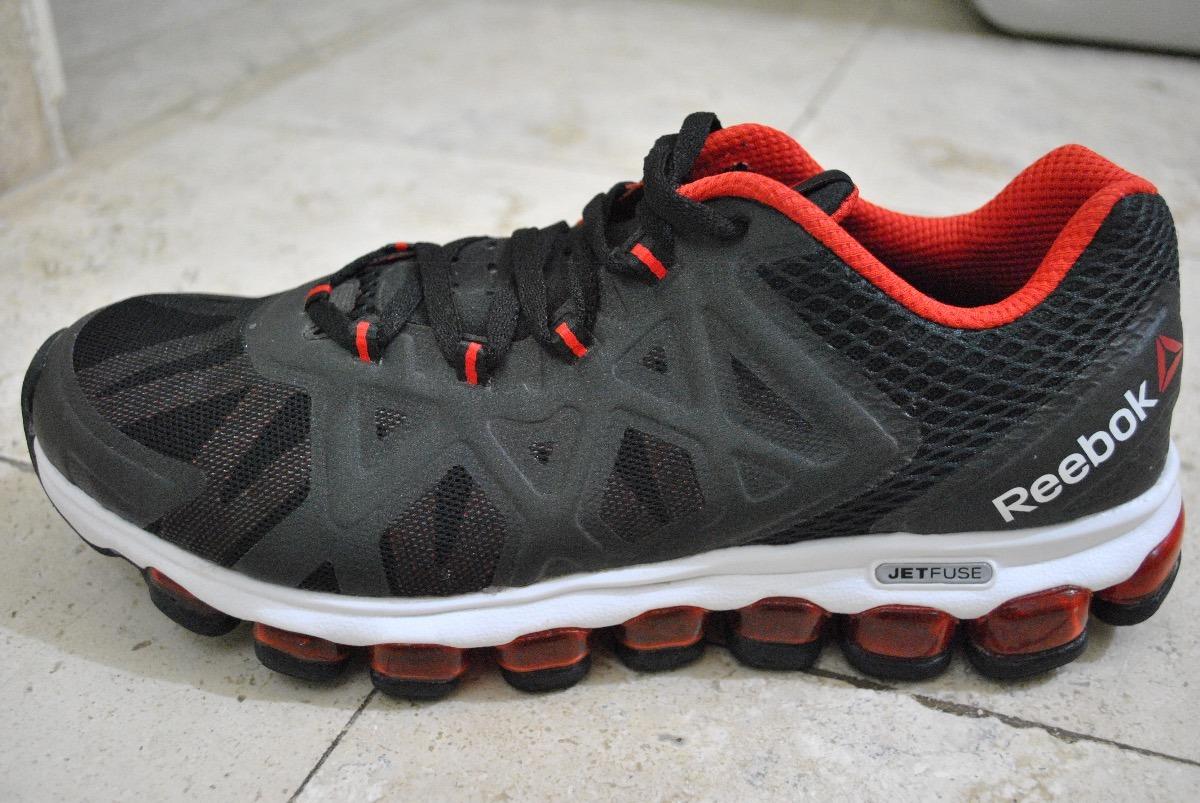 buy popular 9eb13 7331c low cost reebok jetfuse run black running shoes 0fd9b 81b71  get tenis reebok  jet fuse. cargando zoom. 32c03 9ffc9