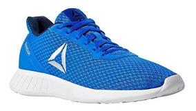 Tenis Reebok Lite Azul Tallas Del #25 Al #29 Hombre Ppk