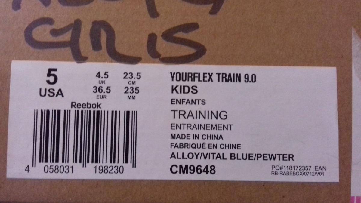 tenis reebok modelo yourflex train 9.0 nuevos y originales. Cargando zoom. 0fe2a092a8a04