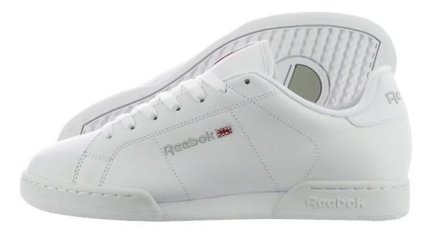 8f7e72a29f8 Tenis Reebok Npc Ii Classic Blanco Unisex Originales 5258 - $ 999.00 ...