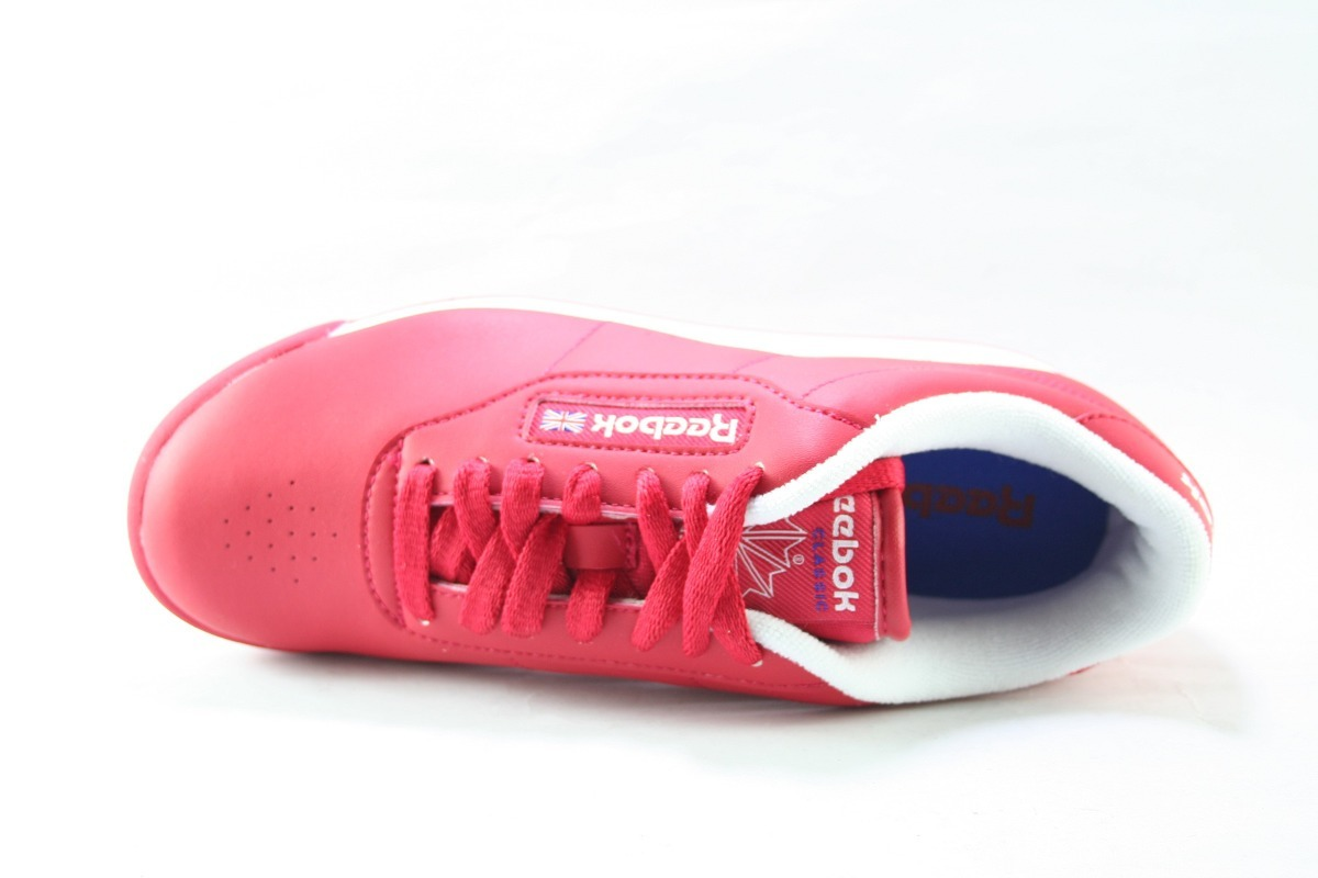 613ca81830499 tenis reebok princess clasicos rojo 100% originales v68704. Cargando zoom.