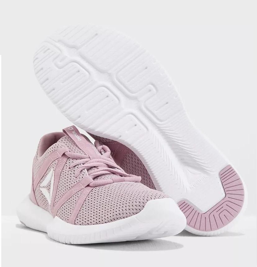 tenis reebok reago rosa dama run train entrenar envío gratis. Cargando zoom. 8afb2d60fe659