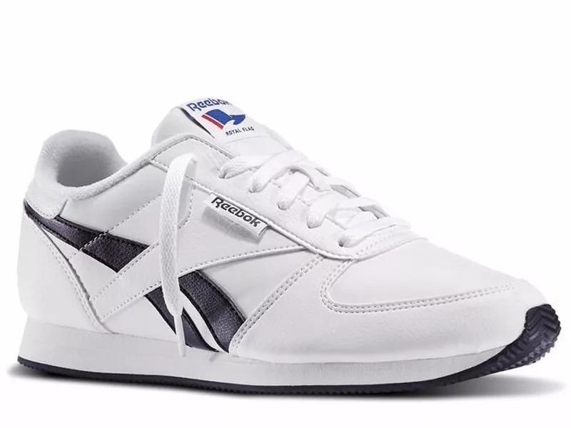 14524f6ebe5 tenis reebok royal cl jogger syn retro lifestyle branco low. Carregando  zoom.