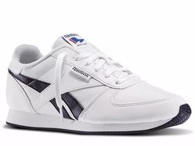 d03abf10dd4 Tenis Reebok Royal Cl Jogger Syn Retro Lifestyle Branco Low