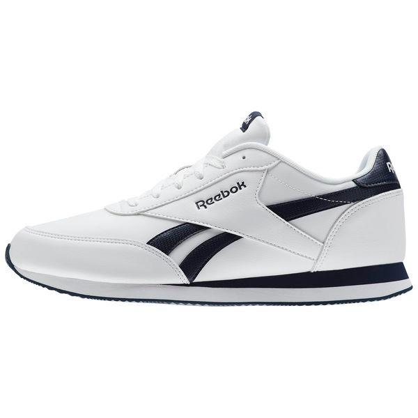4b577a050a7 Tenis Reebok Royal Cl Jogger Syn Retro Lifestyle Branco Low - R  199 ...