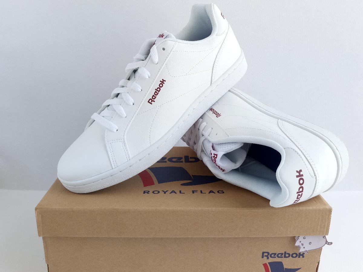 fccf7f3aba4e6 Tenis Reebok Royal Complete Cln Caballero Originales -   999.00 en ...