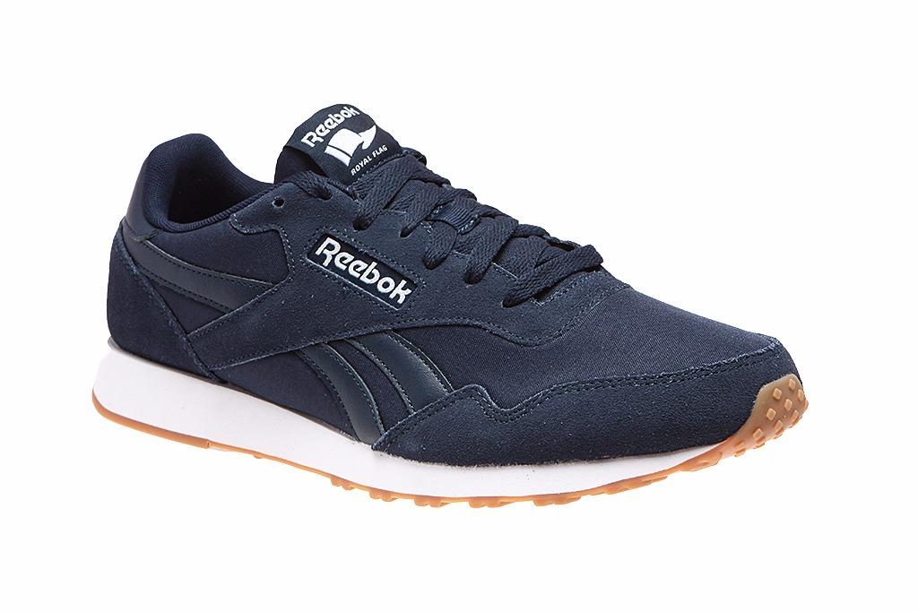 deacf452ea Tenis Reebok Royal Ultra Sneaker Azul Caballero - $ 1,800.00 en ...