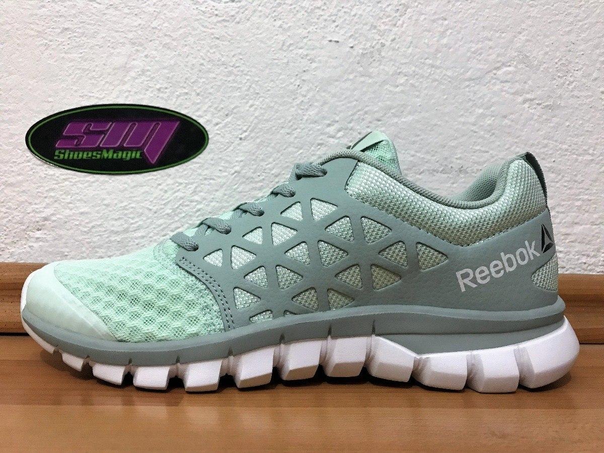 2fc91022d Tenis Reebok Sublite Para Mujer Running -   899.00 en Mercado Libre