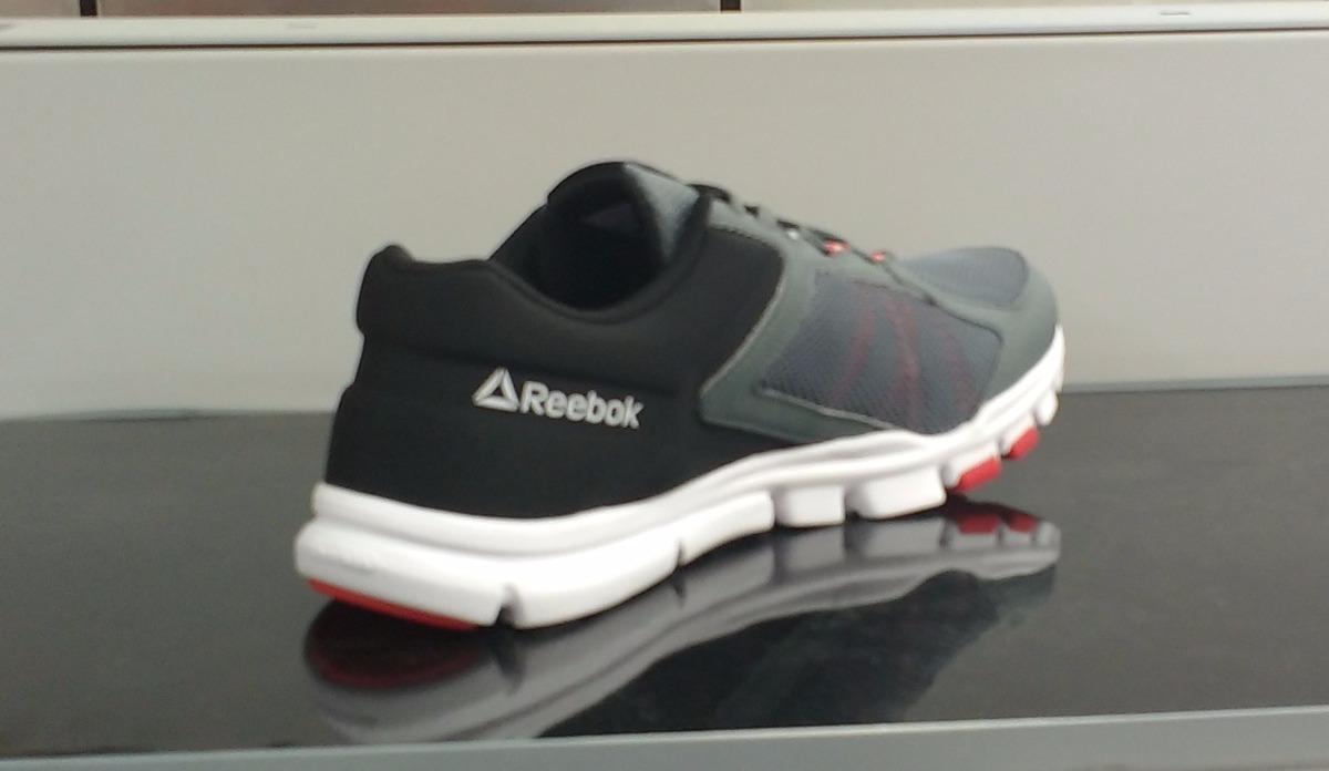 tenis reebok yourflex train 9.0 gris negro comodos originals. Cargando zoom. 08dc5571988c1
