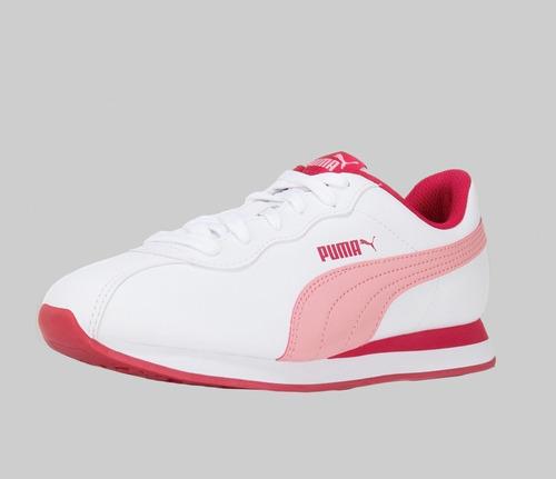 tenis rosas dama puma turin ii 24cm