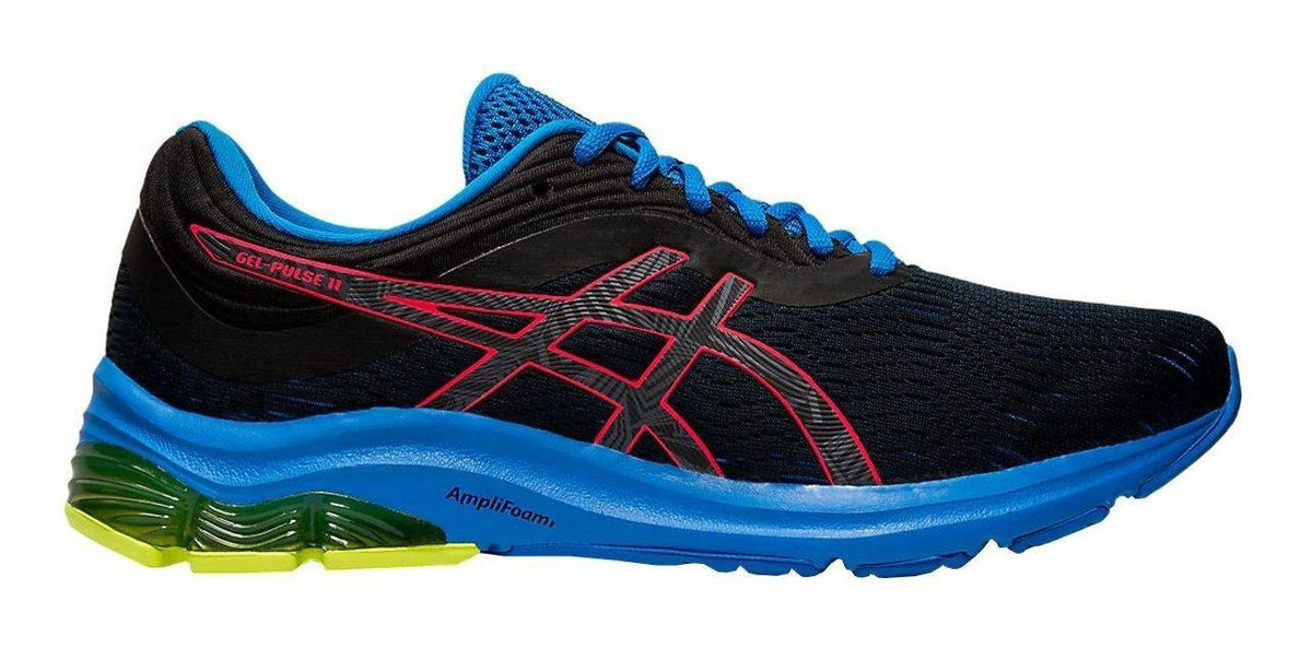 Tenis Running Asics Gel Pulse 11 Lite Show Caballero Run24