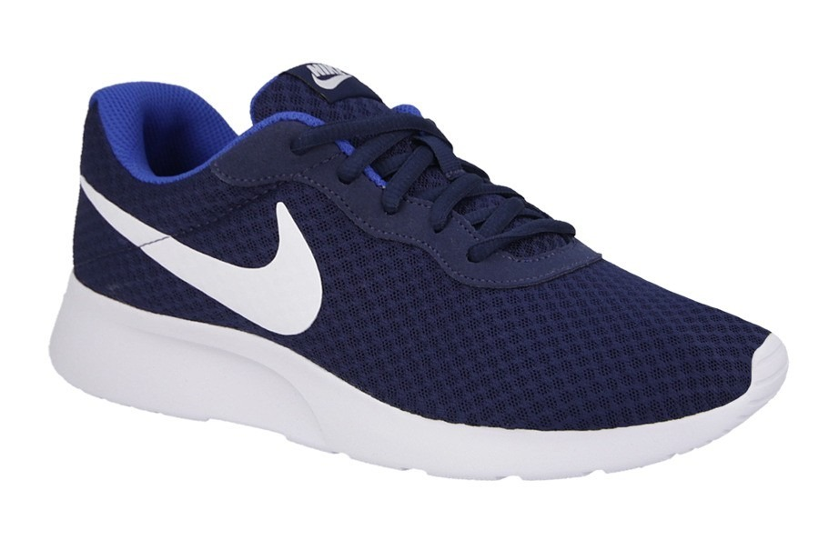 new style 11be7 84396 tenis running nike tanjun azul comodos. Cargando zoom.