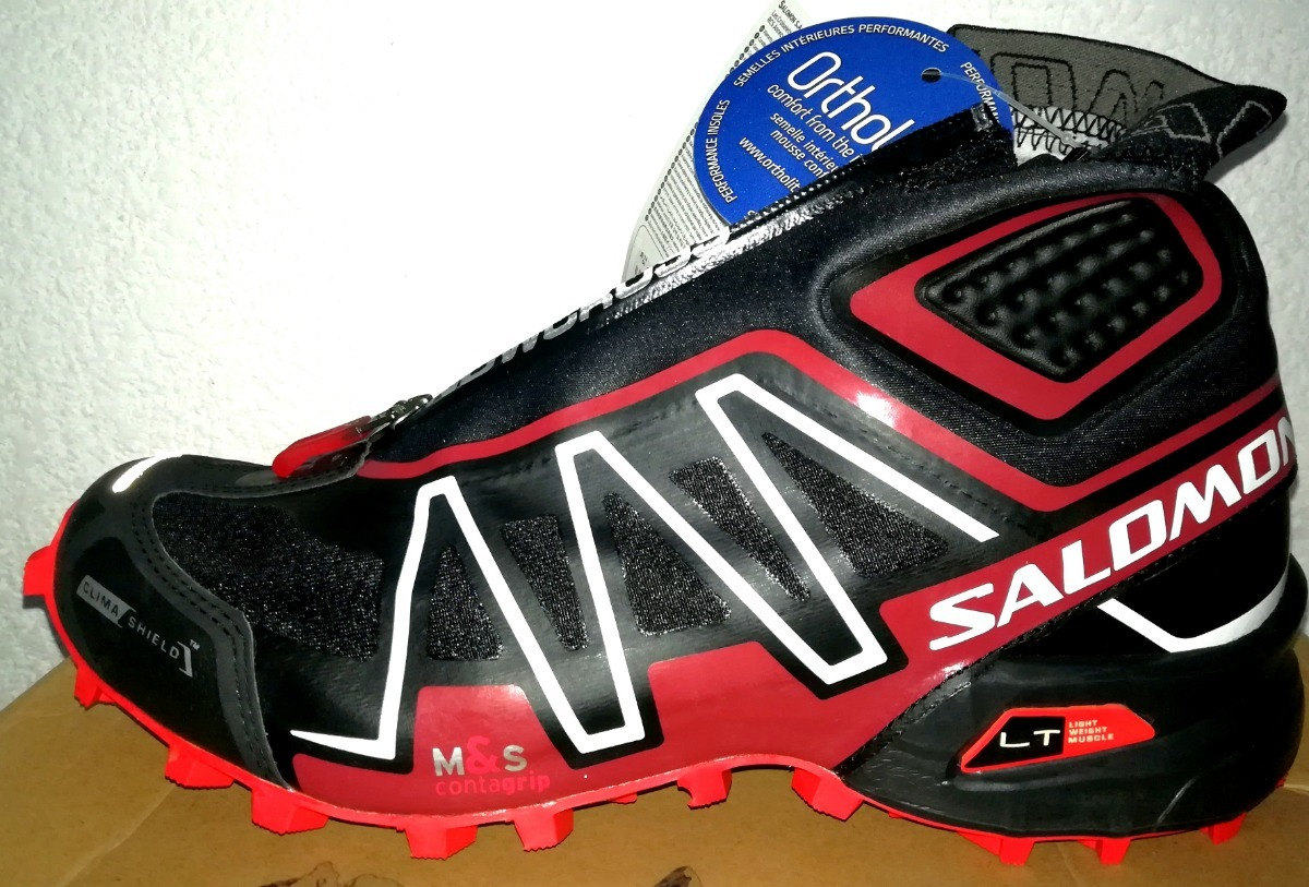 the best attitude 237a2 bd038 Tenis Salomon Snowcross 1 Ortholite 25.5 Y 26.5cm