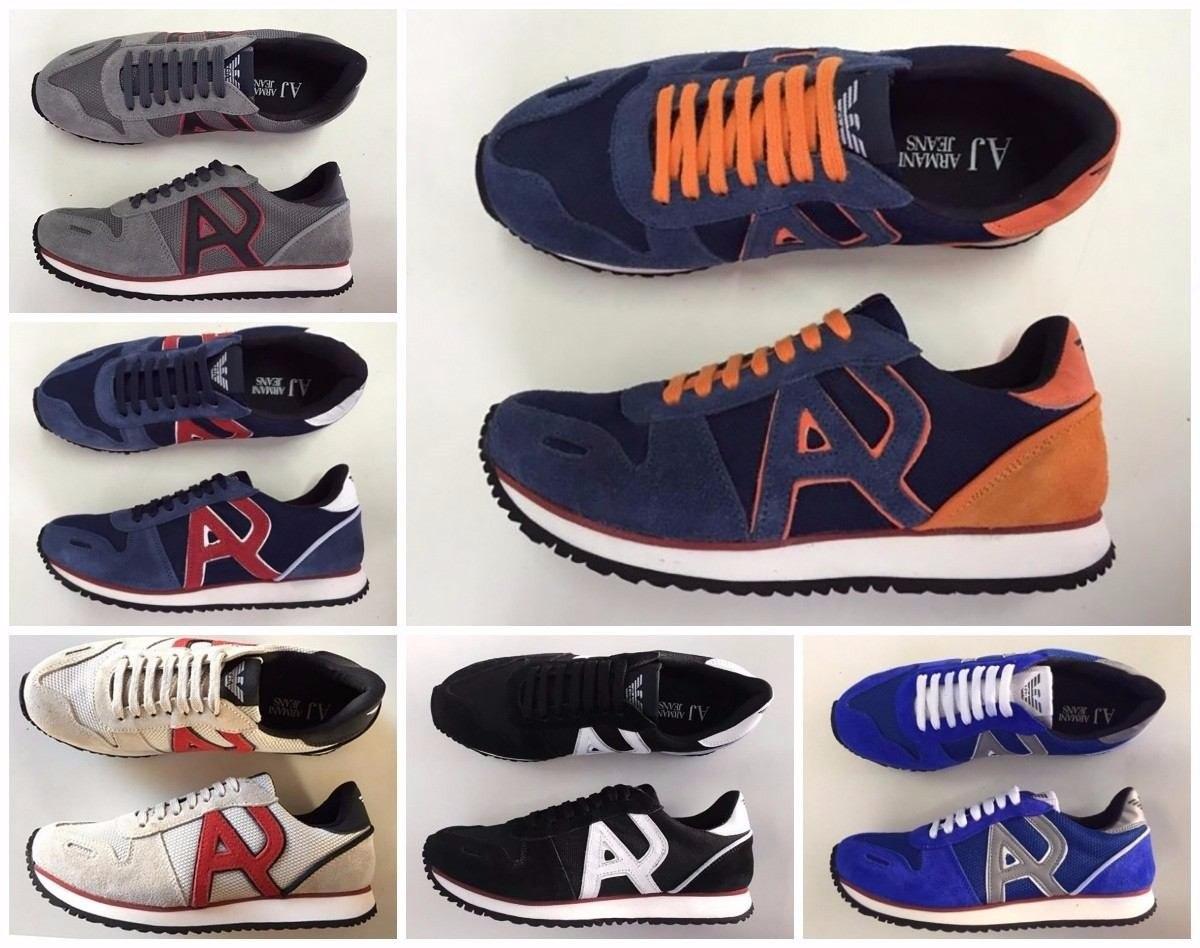 4d22147645e Encontre Sapatenis Armani Jeans – Calçados
