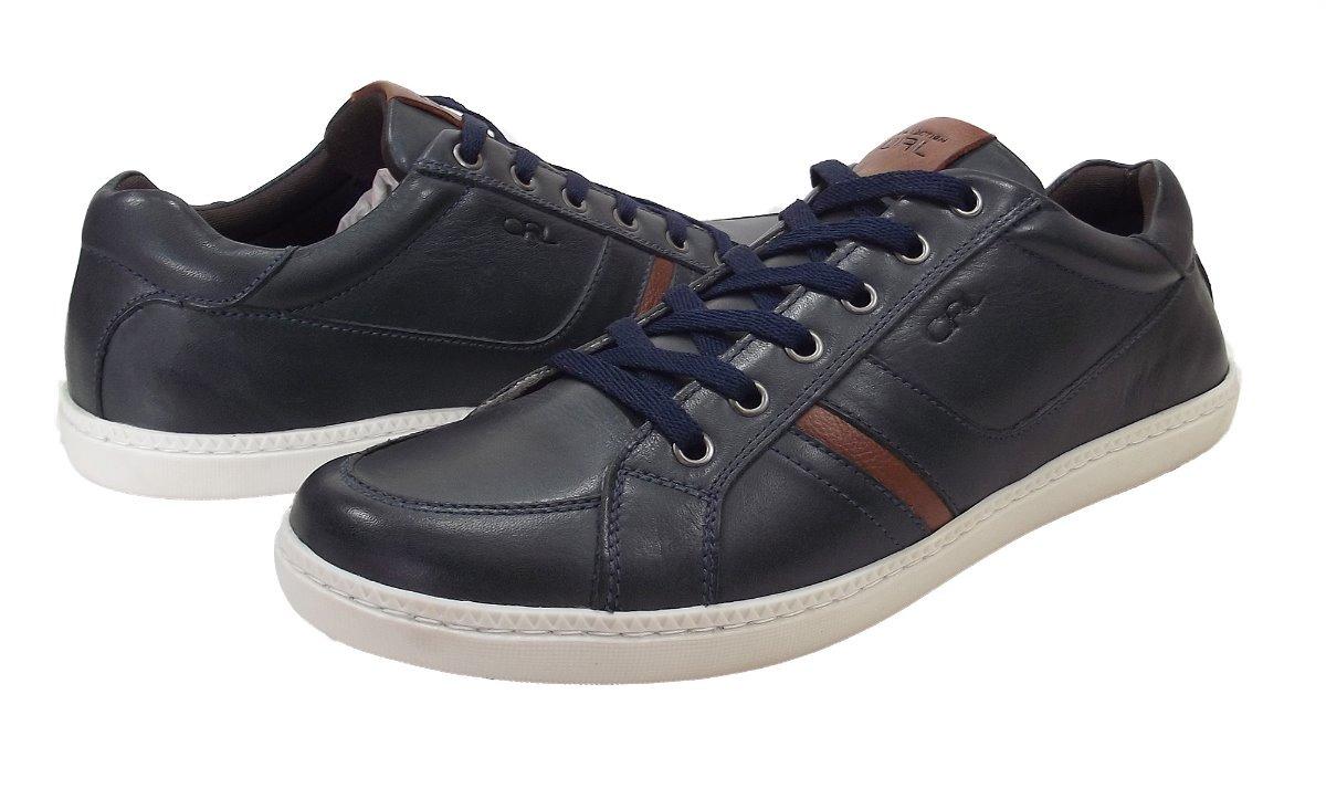 ff8f03e1be tenis sapatenis masculino casual sapato couro preço oferta. Carregando zoom.