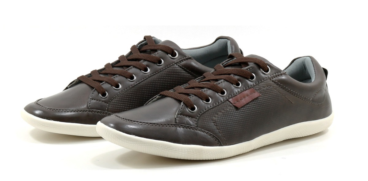 407670849d tenis sapatenis masculino casual sapato couro - promoção. Carregando zoom.