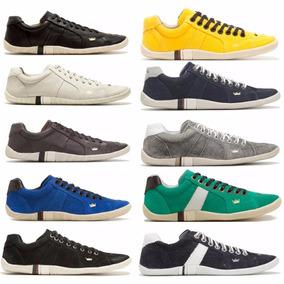 0f65b596934 Couro Original Voyage Osklen - Sapatos no Mercado Livre Brasil