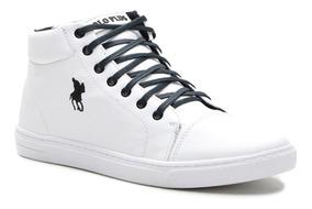 27ee17d72 Tenis Pollo Masculino Couro - Sapatos com o Melhores Preços no ...