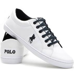 70badfc0da Tenis Sapatenis Masculino Polo Plus Envio Imediato Original