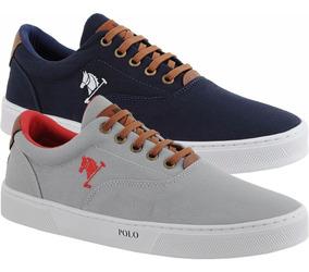 442e8b161 Tenis Polo - Calçados, Roupas e Bolsas com o Melhores Preços no ...