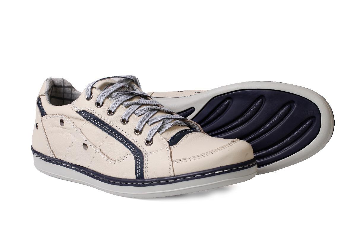 e619c5300b tenis sapatênis casual masculino em couro tchwm shoes. Carregando zoom.