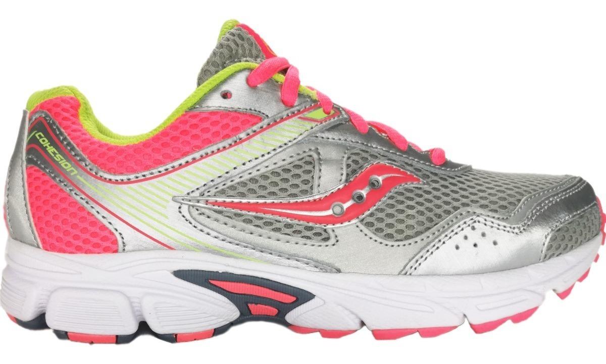 prevalente scarpe originali prezzi incredibili Tenis Saucony Cohesion 10 Correr Running Supinador Deportivo Gym ...