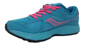 Tenis Saucony Mujer Azul Grid Lexicon 2 S1525113
