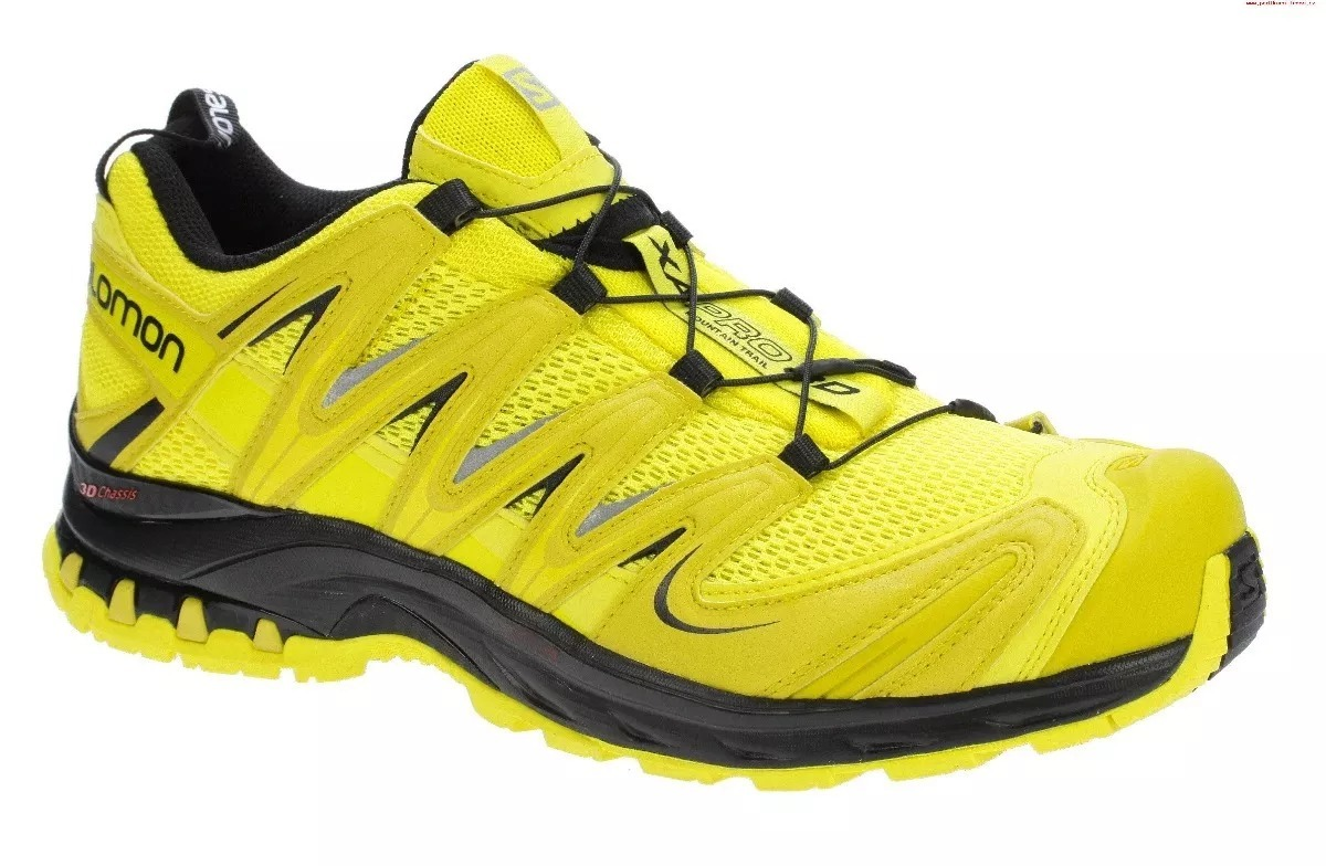 940897b84 Tenis Senderismo Salomon Hombre Xa Pro 3d Trail Montaña - $ 2,699.00 ...