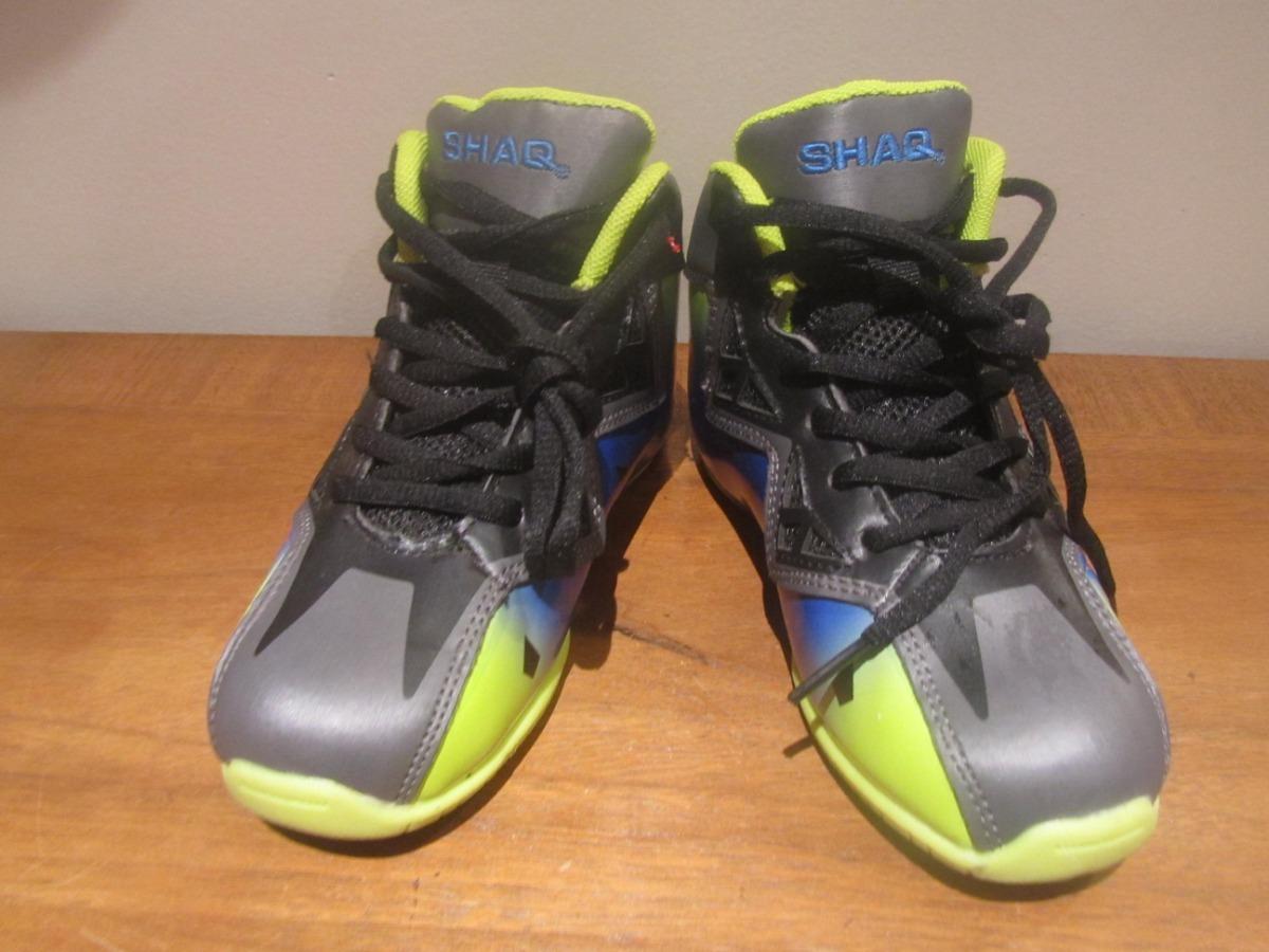 nuevo lanzamiento zapatos de otoño descuento en venta Tenis Shaq O' Neal Para Nino Talla 19 Cm Autenticos C08