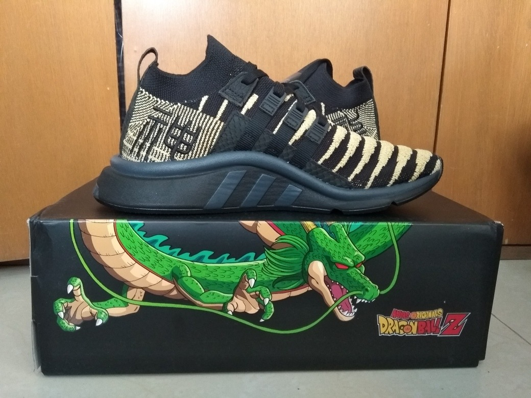 zapatos adidas dragon ball shen long