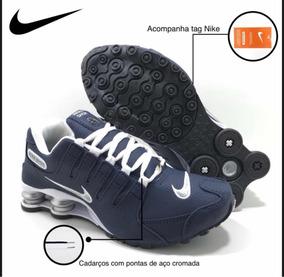 3a3f1b48fa8d6 Nike Shox Rosa - Tênis com o Melhores Preços no Mercado Livre Brasil