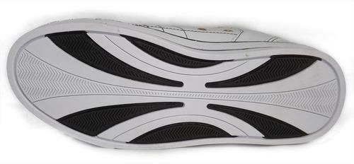 tenis skate barato resistente antiderrapante em couro eco
