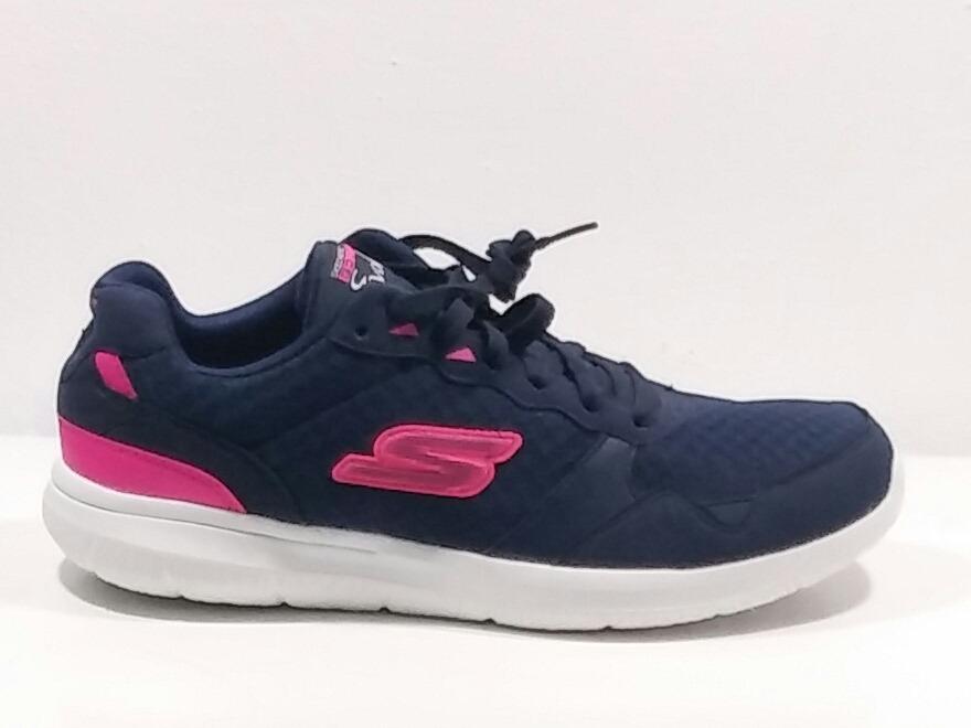 a0e0e27bcf5a5 Tenis Skechers Azules -   950.00 en Mercado Libre