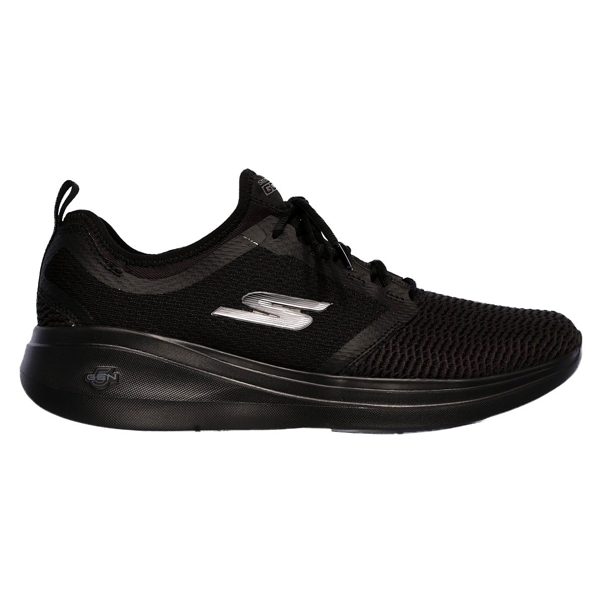 0bc7db1103f58 Tenis Skechers Go Run Fast Performance Dama Negro Comfort ...