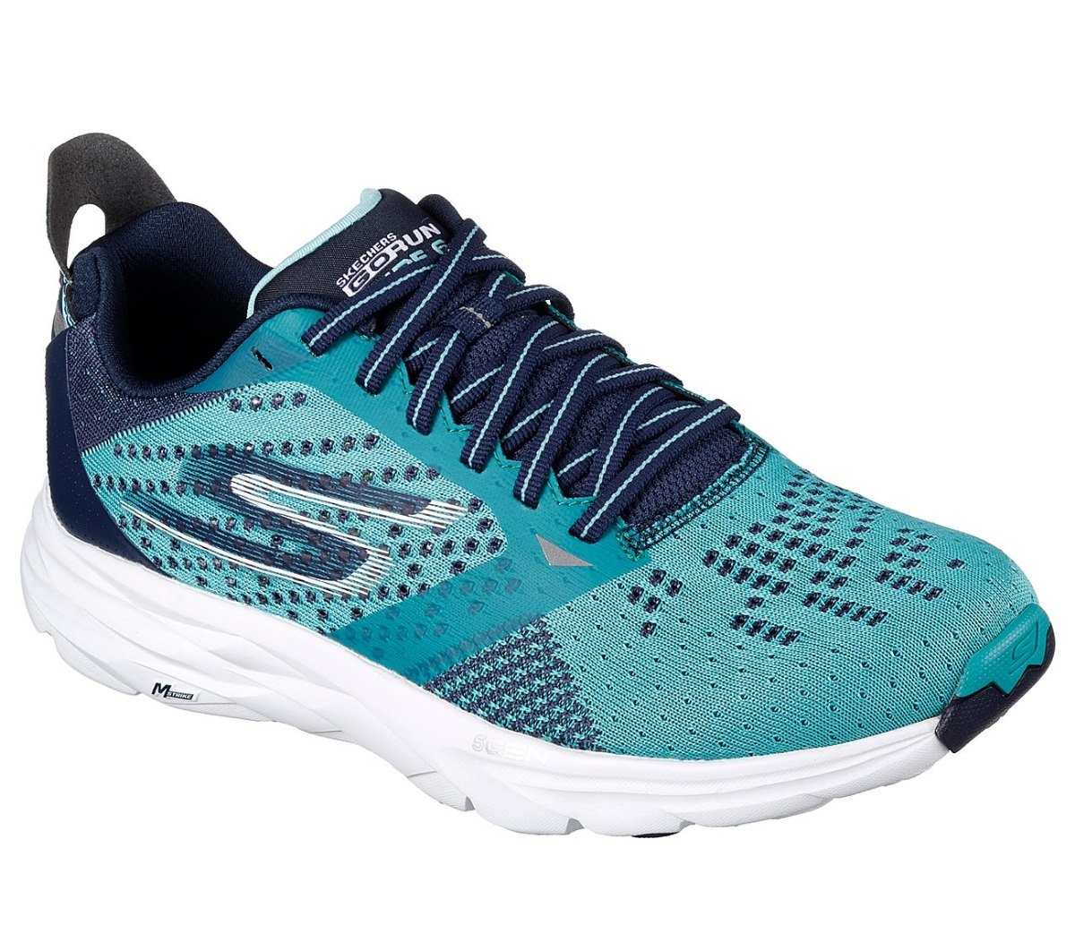 tenis skechers go run ride 6 original com nota. Carregando zoom. b5669302dda19