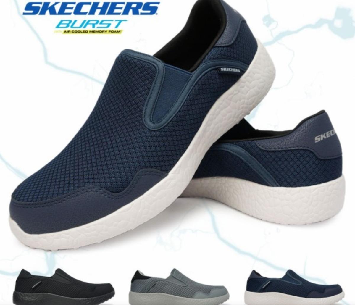 Tenis Skechers Memory Foam Hombre 52112 $ 1,150.00 en