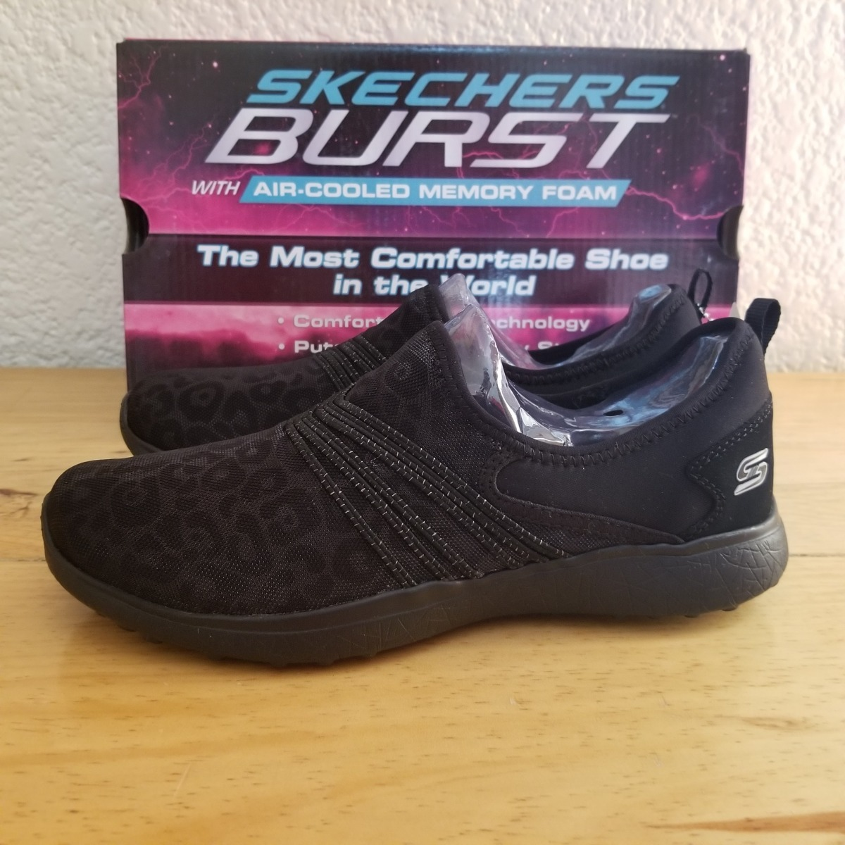 Tenis Skechers Mujer Relaxed Fit Bikers Pedestrian Talla 23