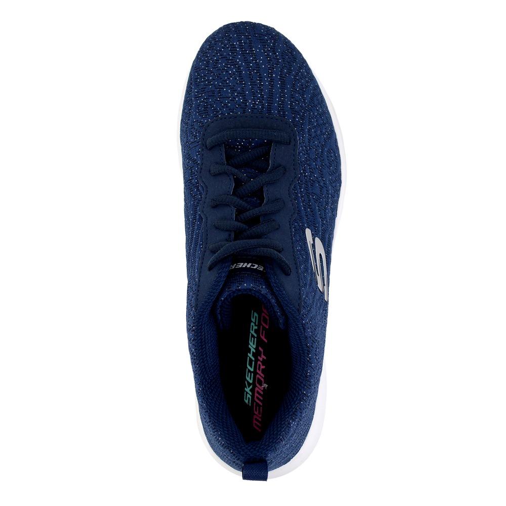 aae5b23e933 Tenis Skechers Para Dama 12149 Azul Marino  ske166  -   814.47 en ...